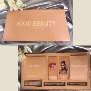 KKW Beauty kim kardashian West 7 in 1 Makeup set