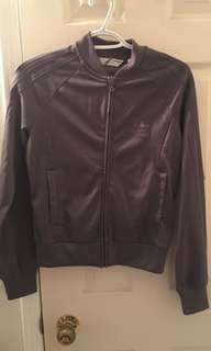 Women's adidas zip up size small