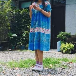 夏日古著日本洋裝