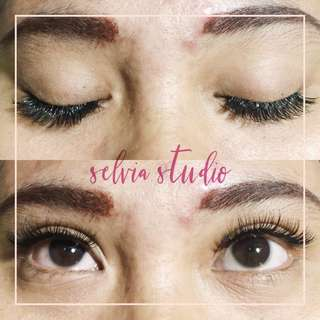 Eyelash extension pamulang