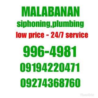 Malabanan siphoning pozo negro lowest price