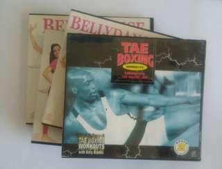 Original Fitness CDs