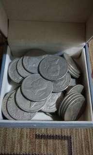 Jose Rizal 72' 74' Coin