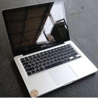 Macbook Pro Mid 2012 Pembelian 2016 Agustus-MINT CONDITION