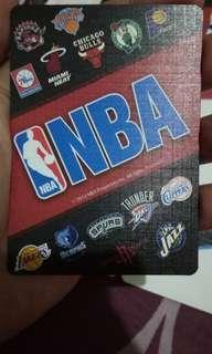 NBA Playoffs Card