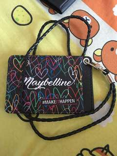 New name tag Maybelline