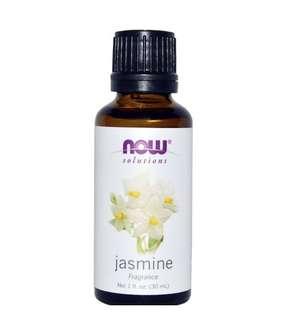 美國Now Foods Essential Oils, Jasmine Fragrance茉莉花香薰 30ml