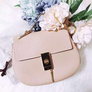 chloe drew bag m size  (95%new)