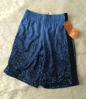Charity Sale! Authentic Champion Blue Basketball Size 4-5 XS Shorts