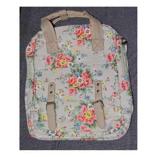 Shabby Chic backpack-turun harga