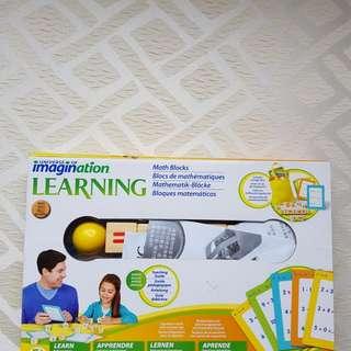 Imagination Learning - Maths blocks