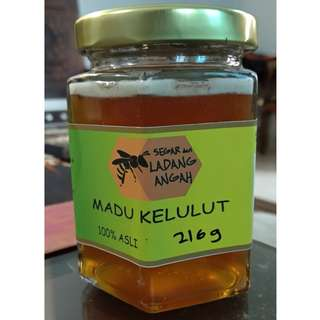 Madu Kelulut / Stingless Bee Honey 100% Asli - 216 gram