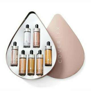 Cover Fx Highlighter Drops Set