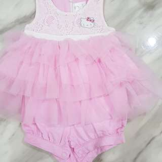 Hello Kitty Tutu Romper