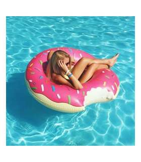 Donut floaters 36""