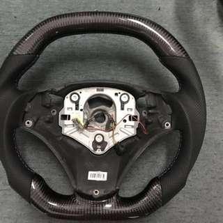 Carbon fiber steering