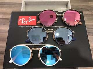 Ray-Ban 今年新款太陽眼鏡🕶