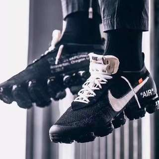 Nike vapoormax x off white blk 純原