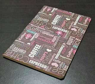 Coffee Theme Notebook