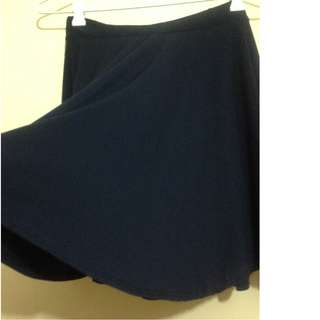 Skater Skirt dark blue