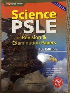 Science PSLE revision and exam paper