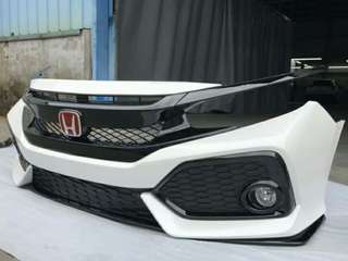Honda Civic FC Front Bumpers