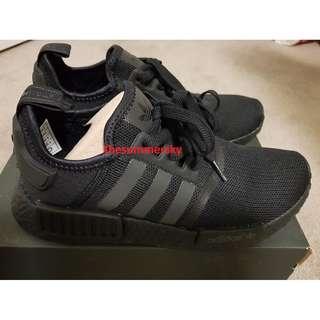 Adidas NMD R1 Triple Black US8 DS