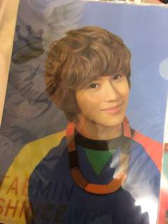 SHINee World Concert 2 Taemin L-Holder