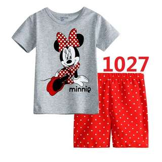 Minnie 2 piece set size 100 110