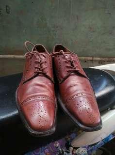 Sepatu pantofel pria made in italy