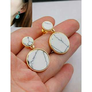 Anting round color