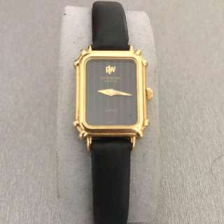 Gold Plated Raymond Weil Ladies Watch