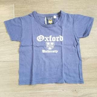 Oxford University T-shirt (2-3Y)