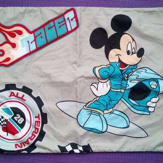 Disney Mickey Queen size bedsheet set