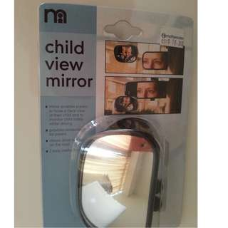 Mothercare Child View Mirror