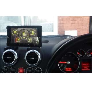 Scan ECU via Android for Perodua and Campro