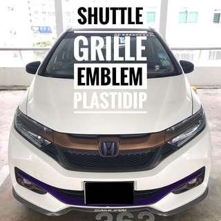 Honda Shuttle Plastidip Service Plasti Dip