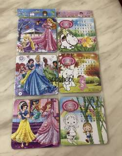 Princess puzzle- kids goodies bag, goody bag gift for children party