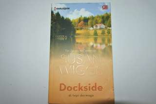 Novel Dockside - Susan Wiggs