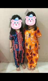 Batik tidur jawa Indonesia
