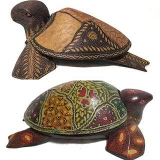 Turtle name card holder