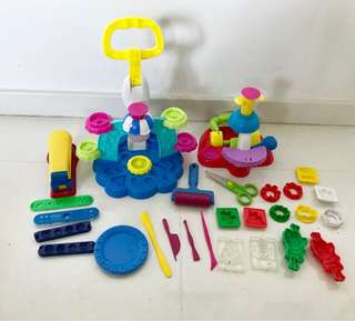Play Doh play pack