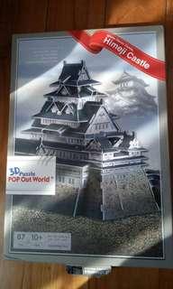3D Puzzel white heron castle (Himeji)
