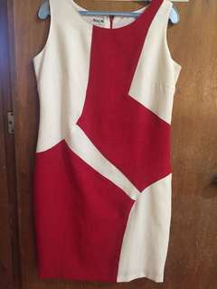 Sleeveless Office/Formal Dress