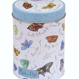 Madeleine Floyd Robin and Round Canisters- CLEARANCE RM25 for both!