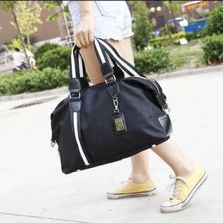 韓版男女學生旅行包背囊書包 (battwo系列) (包Buyup自取) (traveller bag)