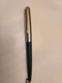 Parker ink pen