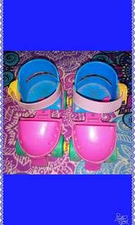 kasut roda kanak2