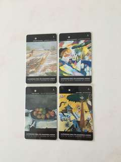 SMRT Card - Masterpieces from Guggenheim Museum