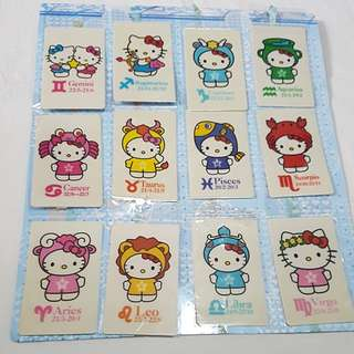 Ezlink sticker (12pcs for $5)